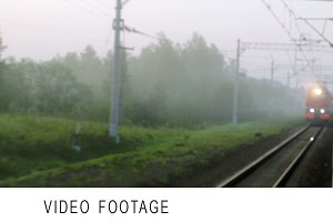 Coming of passenger opposition train