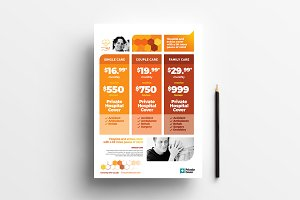 Corporate Price List Template