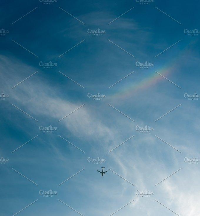 High above... - Transportation