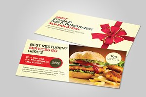 Food Discount Voucher