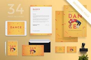 Branding Pack | Dancing School