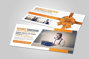 Multi Use Business Gift Voucher