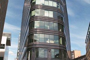 Modern architecture. Zastavny lane,