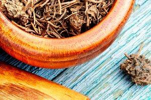 Valerian herb root
