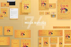 Mega Bundle | Dancing School