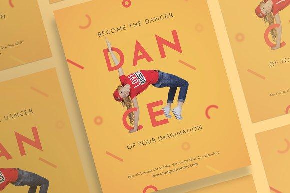 Posters Dancing School