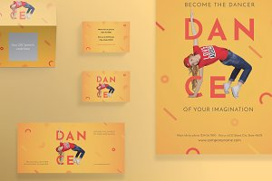 Print Pack | Dancing School