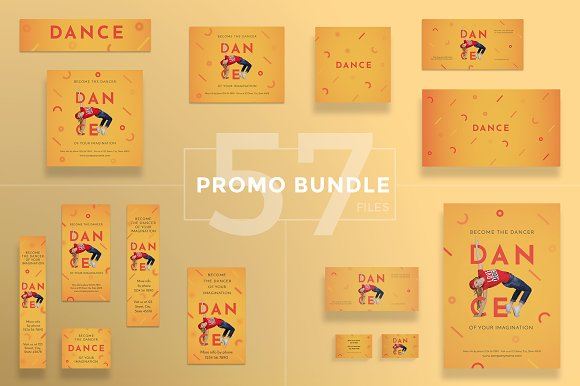 Promo Bundle Dancing School