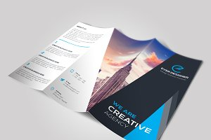 Corporate Business Trifold