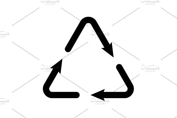 Sign Waste Processing Web Icon