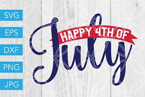 4th of July SVG Fourth of July SVG
