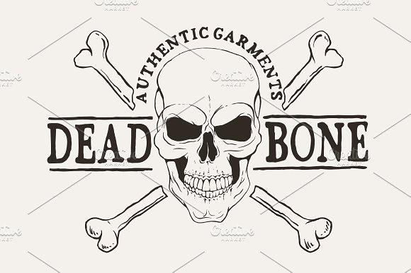 Dead Bone Skull