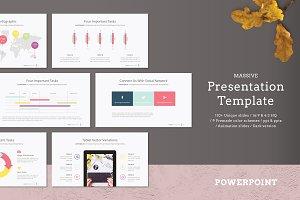 Massive Presentation Template