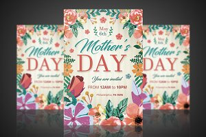 Mother's Day - Flyer/Poster