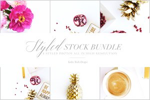 Colorful Styled Stock Photo Bundle