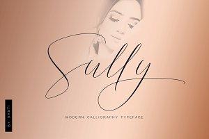 Sully Font Script