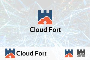 Strong Fort for Cloud Data Logo