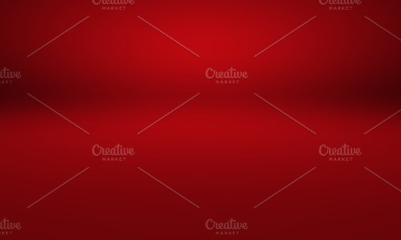 Abstract Luxury Soft Red Background Christmas Valentines Layout Design Studio Room Web Template Business Report With Smooth Circle Gradient Color