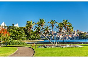 Royal Botanical Garden of Sydney - Australia, New South Wales