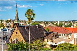 Church by the Bridge in Kirribilli on the North Shore of Sydney, Australia