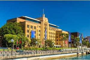 Museum of Contemporary Art Australia in Sydney