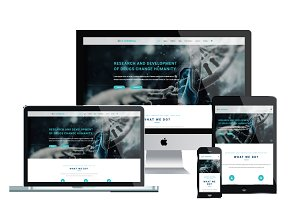 ET Chemical – Science WordPress