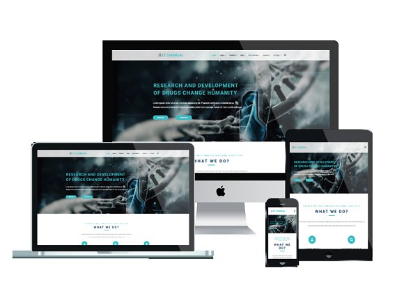 ET Chemical Science WordPress