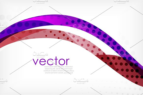 Business Corporate Abstract Backgrounds Wave Brochure Or Flyer Design Templates