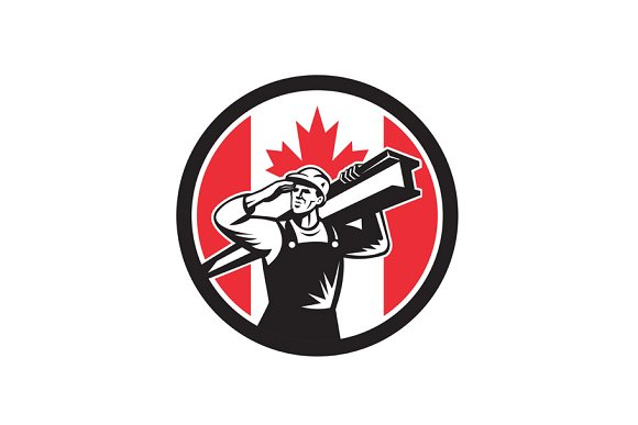 Canadian Construction Worker Canada