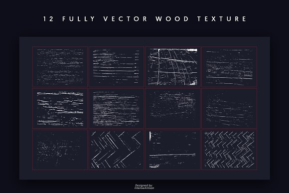 12 Wood Texture