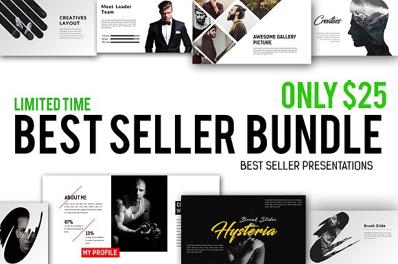 Best Seller Bundle Keynote