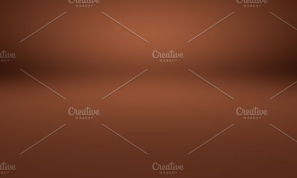 Abstract Smooth Brown Wall Background Layout Design Studio Room Web Template Business Report With Smooth Circle Gradient Color
