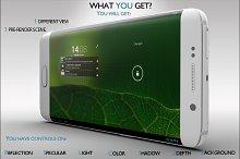 Samsung Galaxy S6 Edge Mock-up Vol.1