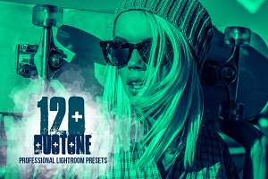 Duotone - 120 Lightroom Presets
