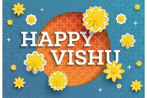 Vishu Festival.