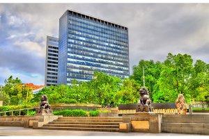 Tianjin Gardens in Melbourne, Australia