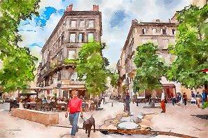 life in Bordeaux