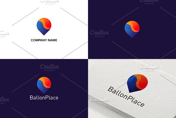 Modern Logo Design For Business