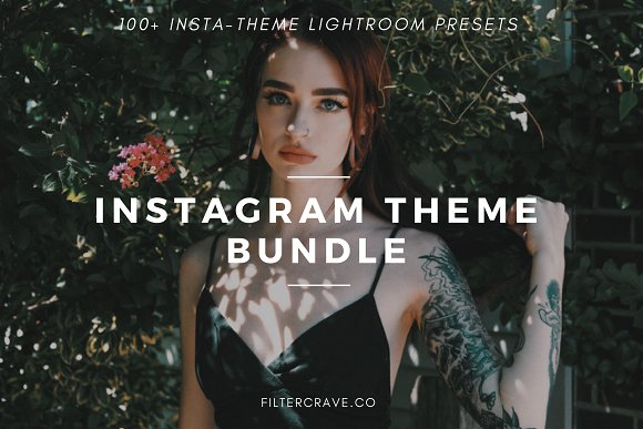 Instagrammer Lightroom Preset Bundle