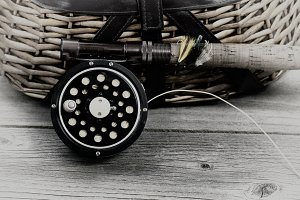 Vintage Gear for Fishing
