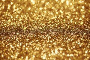 золотистый блестящий фон