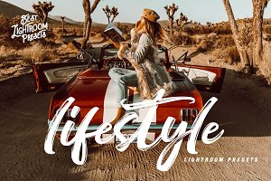 Vibrant Lifestyle Blogger presets