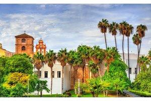 San Agustin Convent in Malaga, Spain