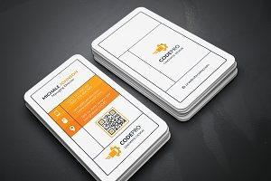 Code Pro Business Card