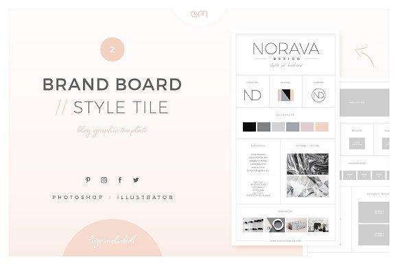 Brand Board Style Tile 2