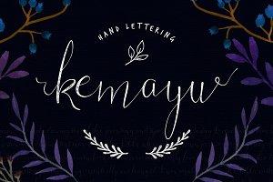 Kemayu Font 40% OFF