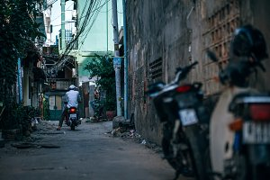 Long Narrow Street