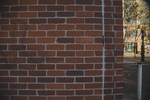 City Brick Wall