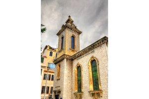 St Andrew's Church in Gibraltar