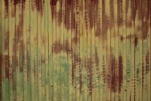 Rust surface